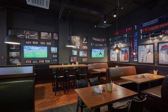 Ресторан Fan Zone - фотография 16