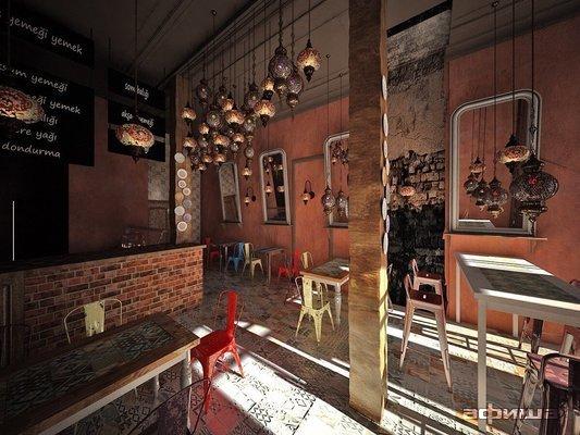 Ресторан Тандыр - фотография 8