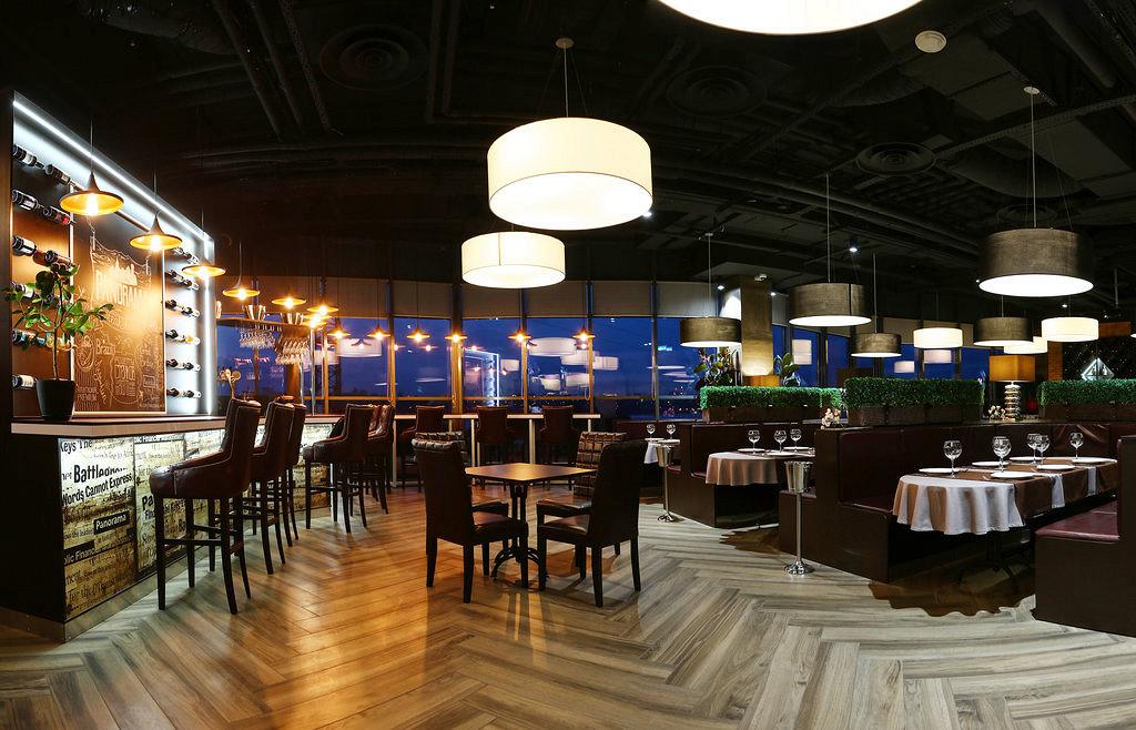 Ресторан Панорама - фотография 3