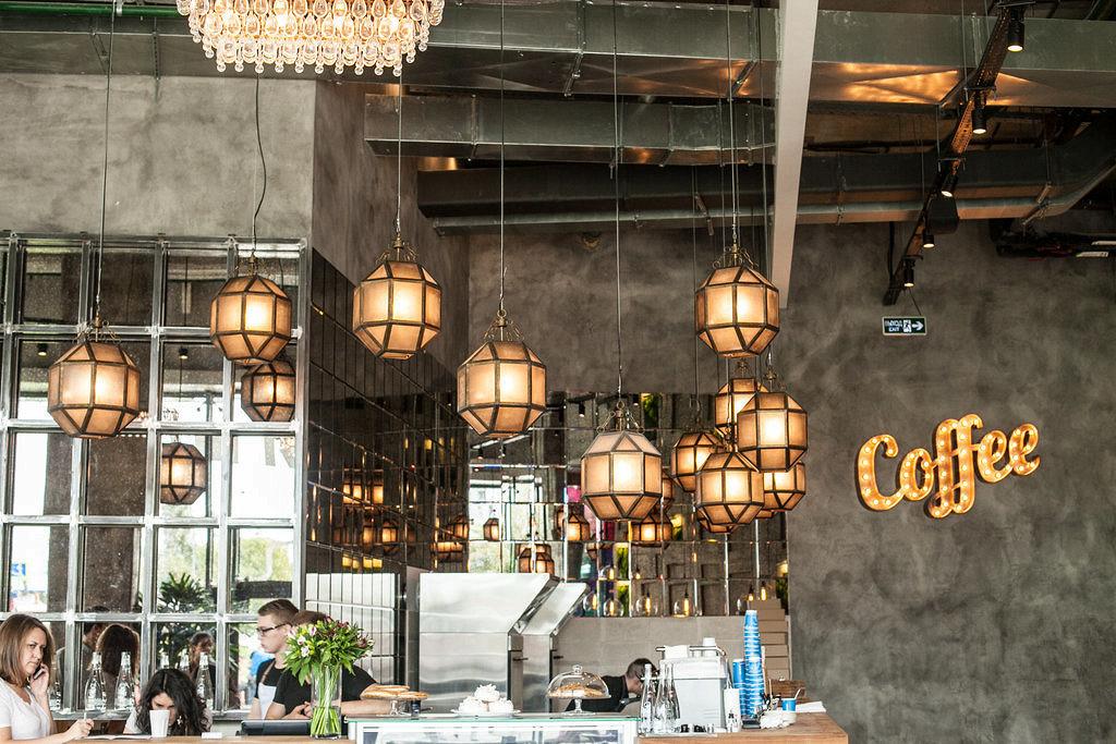 Ресторан Americano Black Coffee & Food - фотография 5