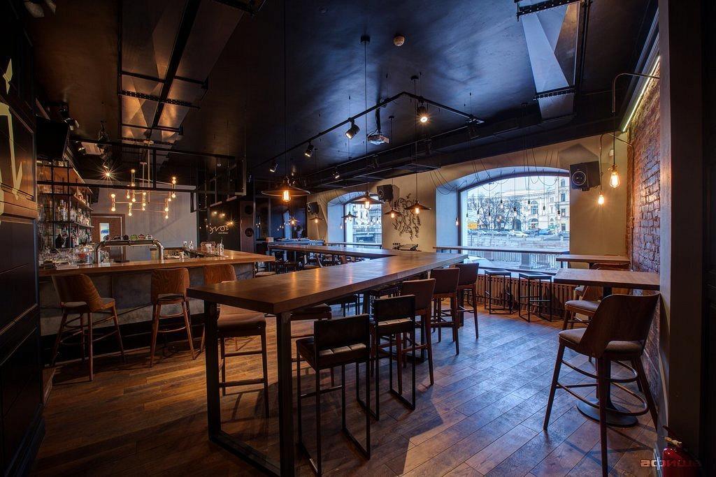 Ресторан Svoi - фотография 3