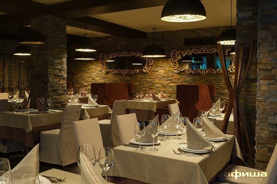 Ресторан Adriano - фотография 1