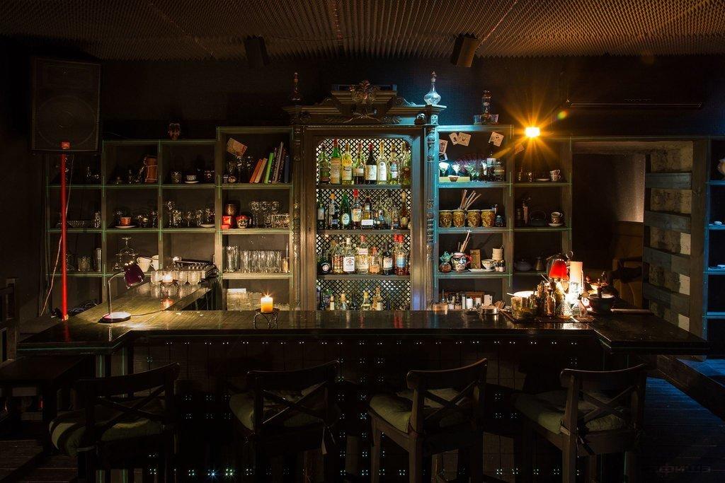 Ресторан DVLTV - фотография 1