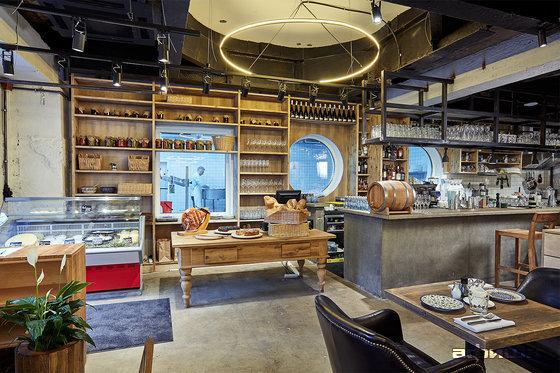Ресторан Сыроварня - фотография 13