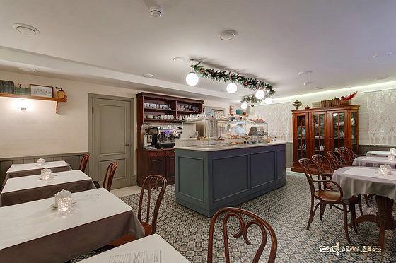 Ресторан Чайная-кондитерская «Северянин» - фотография 7