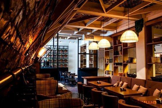 Ресторан Кинза - фотография 6