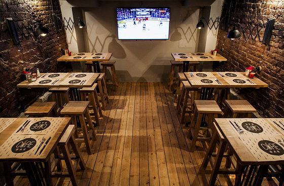 Ресторан Cure Bar - фотография 10
