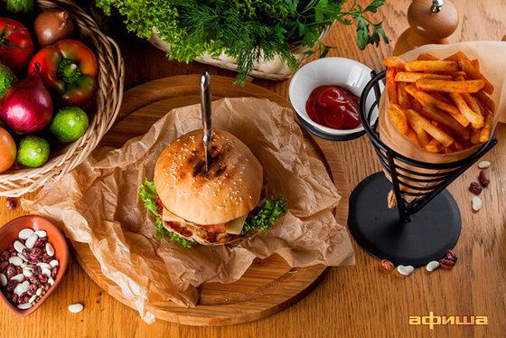Ресторан Белка & Стрелка - фотография 22