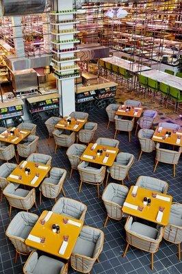 Ресторан Кукумбер - фотография 12