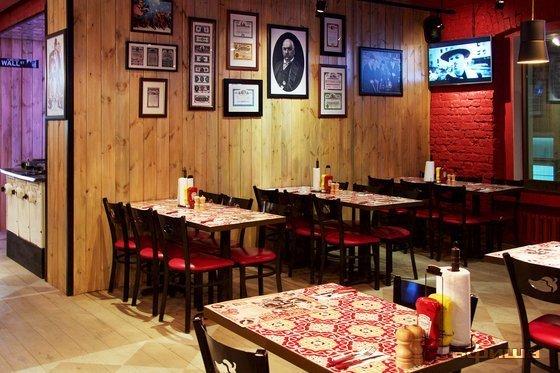 Ресторан J.P. Burger - фотография 10