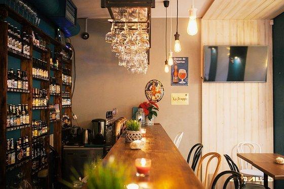 Ресторан Все в сад - фотография 10