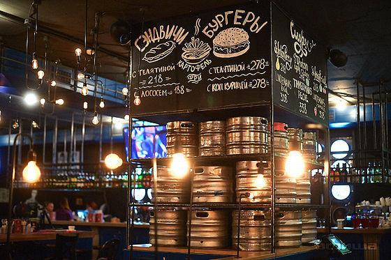 Ресторан Залечь на дно в Брюгге - фотография 3