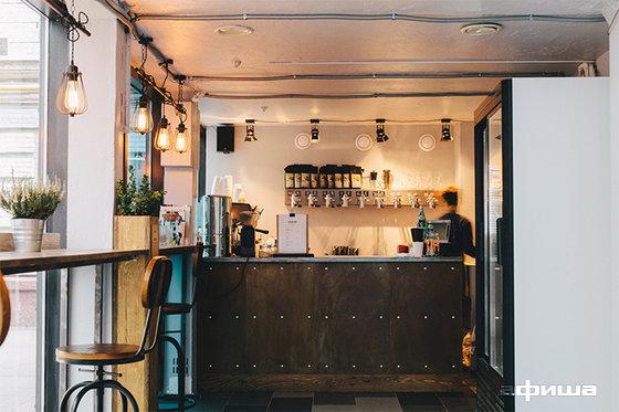 Ресторан Garden: Beer and Coffee - фотография 12