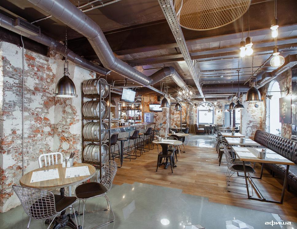 Ресторан Craft Brew Café - фотография 13