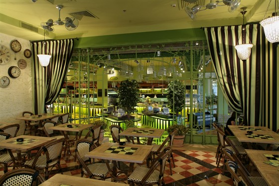 Ресторан Грабли - фотография 5
