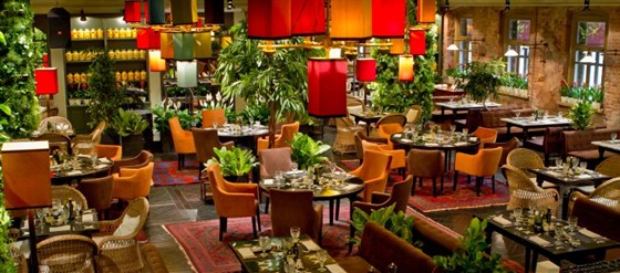 Ресторан Оливетта - фотография 43