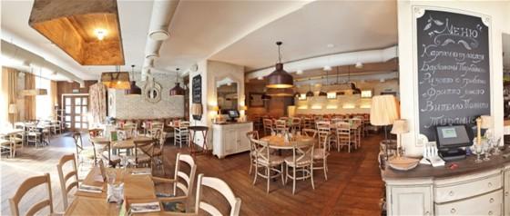 Ресторан Centrale - фотография 1 - на Покровке