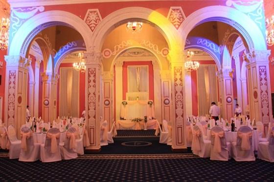 Ресторан Royal Hall - фотография 6 - Королевский зал Свадьба 200 чел