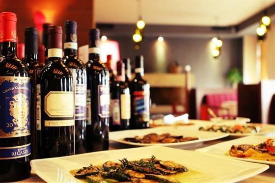 Ресторан Vino di vino - фотография 4 - ristorante Vino di Vino