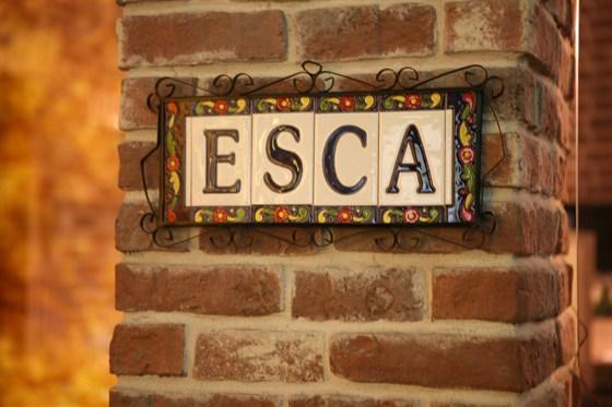 Ресторан Esca - фотография 1