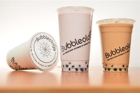 Ресторан Bubbleology - фотография 1 - Молочные чайные коктейли