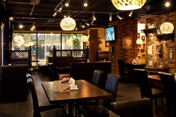 Ресторан Манджонэ - фотография 5
