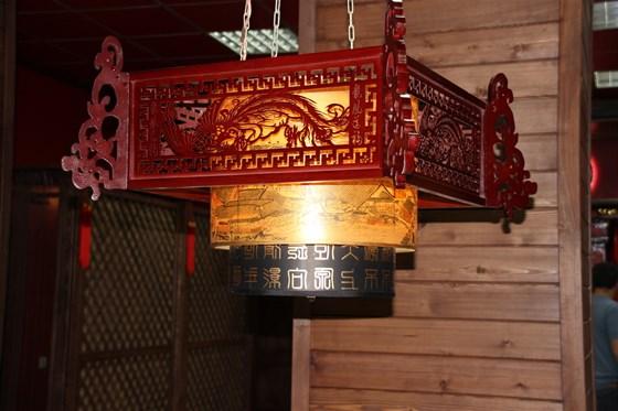 Ресторан Золотой дракон - фотография 2