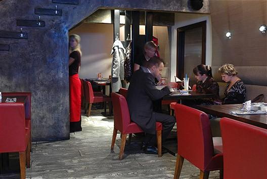 Ресторан Сити-гриль - фотография 3