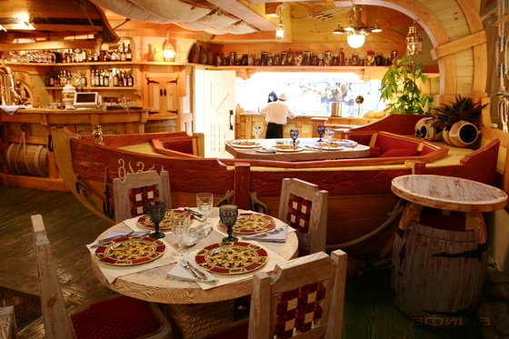 Ресторан Камбала - фотография 21