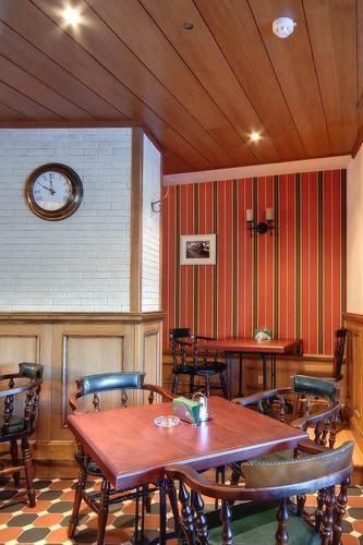 Ресторан Greenwich - фотография 3