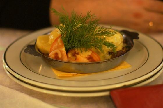 """Ресторан На Знаменке - фотография 15 - Говядина """"Манеръ"""""""