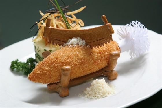 Ресторан Пушкин - фотография 20