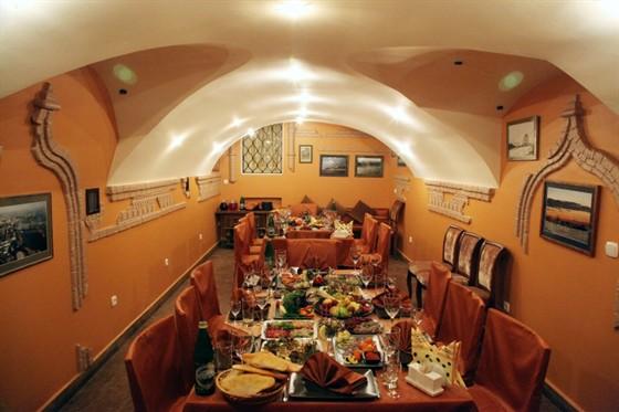 Ресторан Ностальгия - фотография 2 - Боярский Зал, европейская кухня