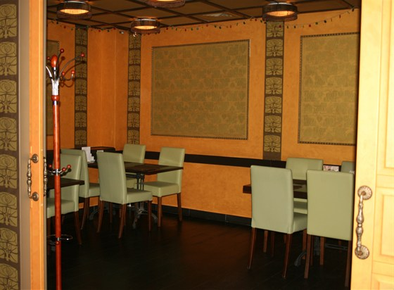 Ресторан Мидори - фотография 14 - Банкетный зал