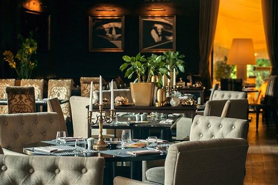 Ресторан Золотой - фотография 1