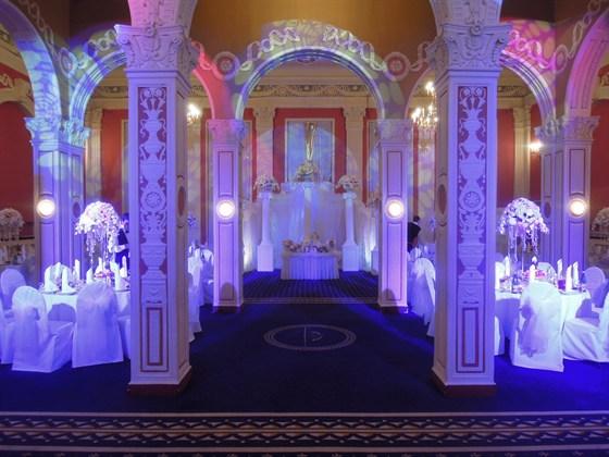 Ресторан Royal Hall - фотография 8 - Королевский зал Свадьба