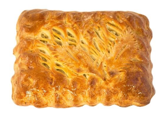 Ресторан Ешь пирог - фотография 4 - Пирог с курицей и сыром