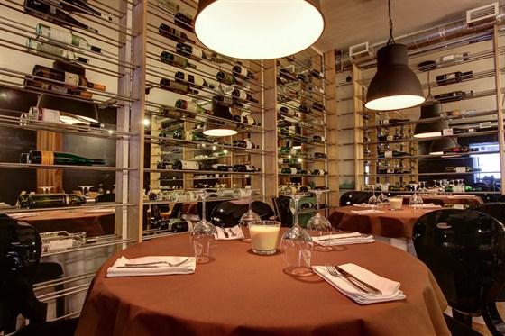 Ресторан Vinostudia - фотография 17