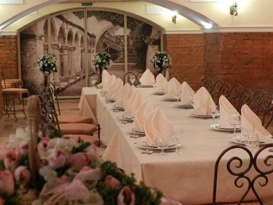 Ресторан Сивый мерин - фотография 1 - Банкетный зал