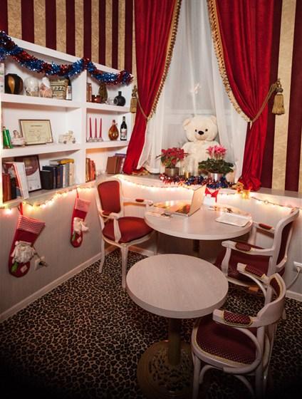 Ресторан La familia - фотография 11 - Детская мебель как у взрослых