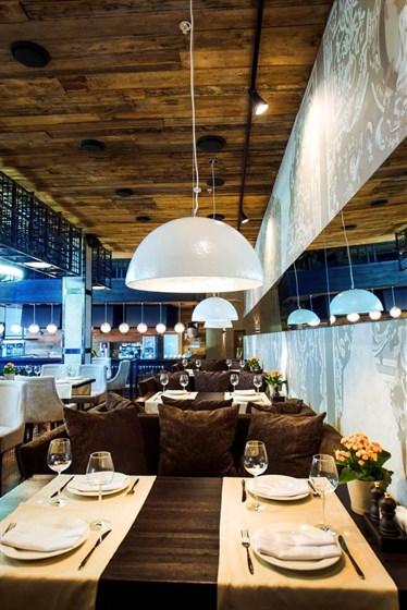 Ресторан Marco Polo - фотография 2