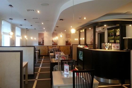 Ресторан Евразия - фотография 3 - Зал