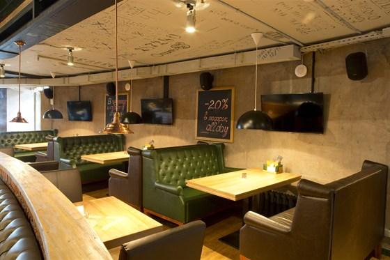 Ресторан Брудер - фотография 11