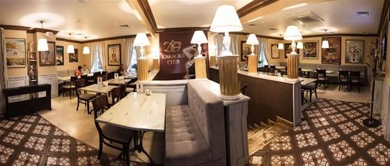 Ресторан Don Gusto - фотография 12 - Музыкальный зал