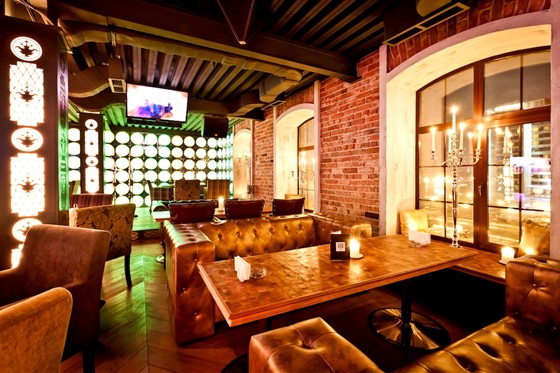 Ресторан Boom Boom Room by DJ Smash - фотография 11