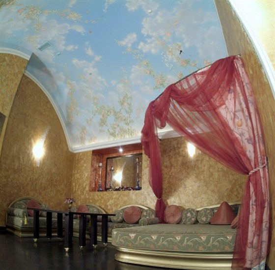 Ресторан Voice - фотография 5 - VIP-зал