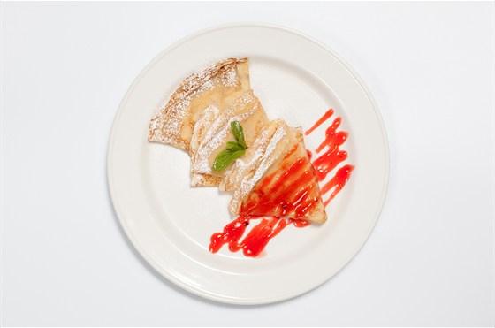 Ресторан Всякая всячина - фотография 12 - Блинчики