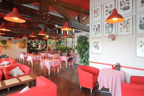 Ресторан Меркато - фотография 11