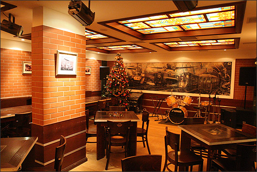 Ресторан Метро - фотография 5