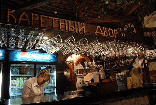 Ресторан Каретный двор - фотография 1